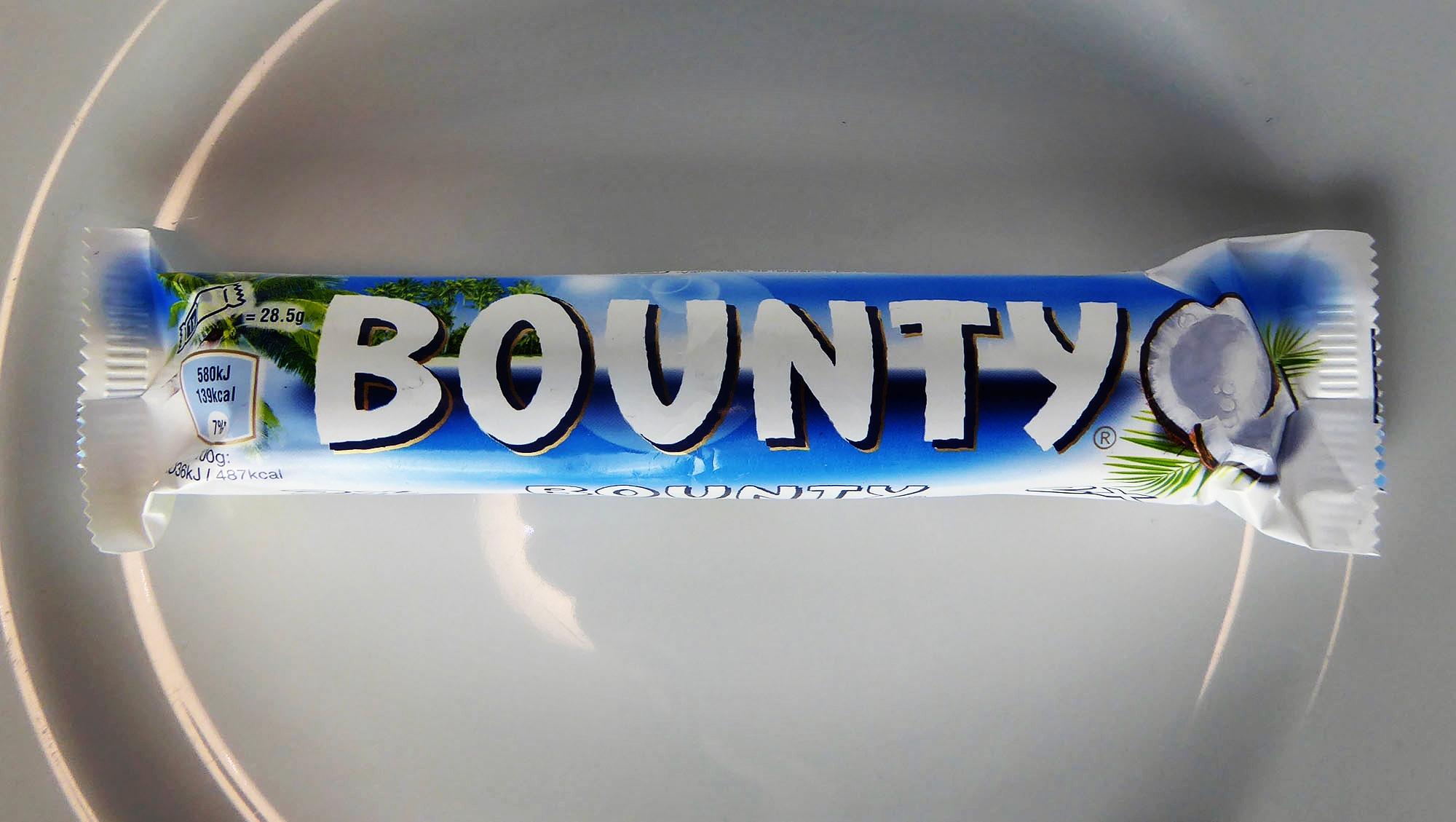 Bounty Riegel