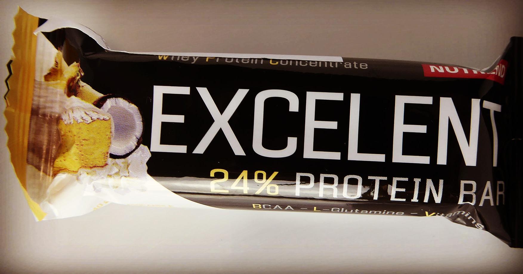Nutrend Exelent Protein Bar Pineapple Coconut Yoghurt