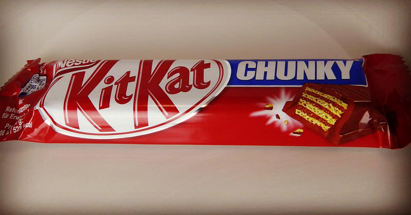 KitKat Riegel