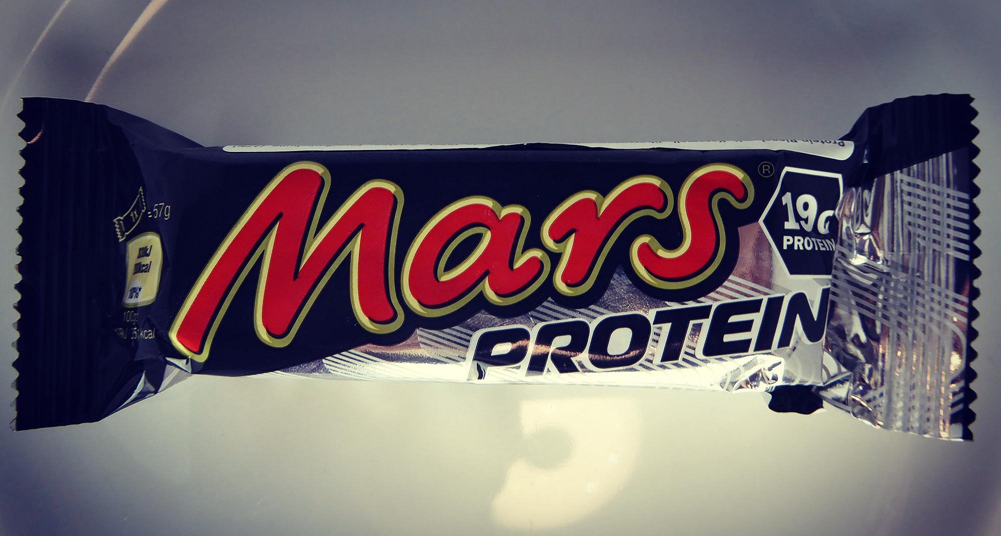 Mars Protein Proteinbar