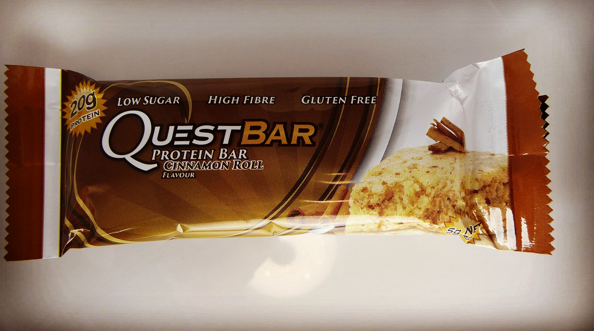 Questbar Proteinbar Protein Bar