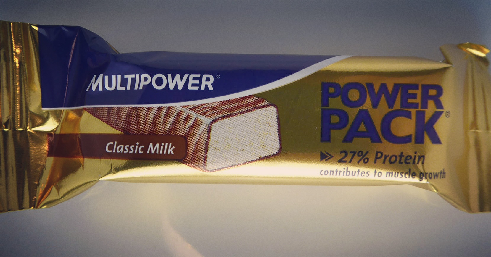 Multipower Classic Milk Power Pack Protein Bar
