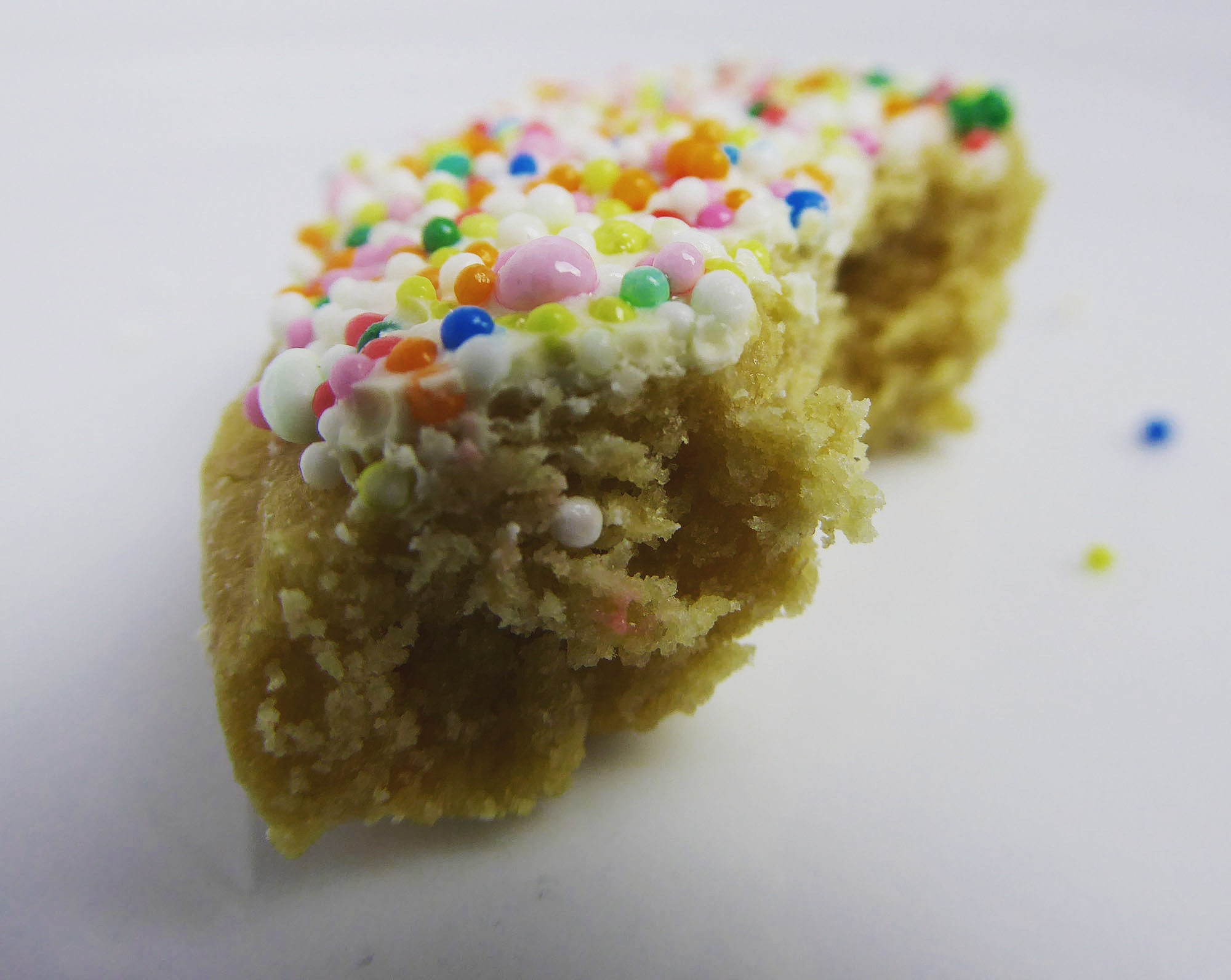 cookie madness hand made birthday cake soft baked oat cookie protein cake