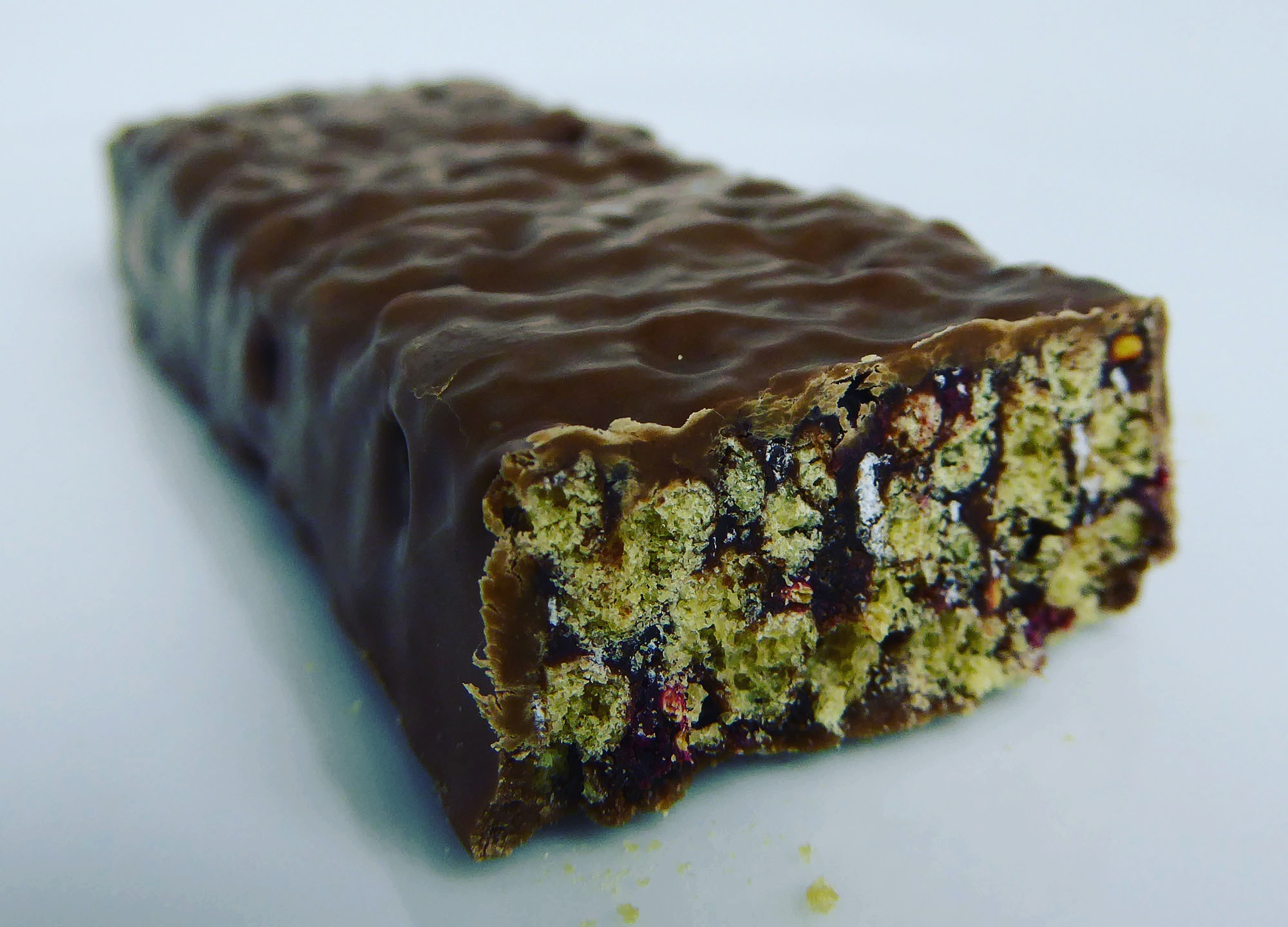 Neoh Crossbar Raspberry Protein Bar