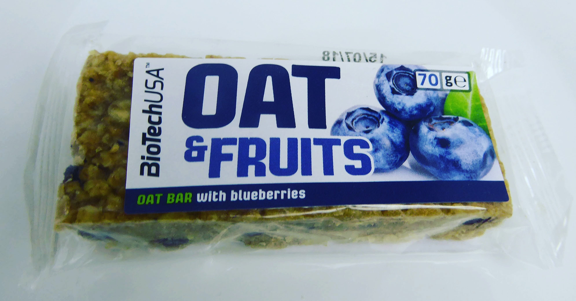 BioTechUSA Oatbar Oat & Fruits