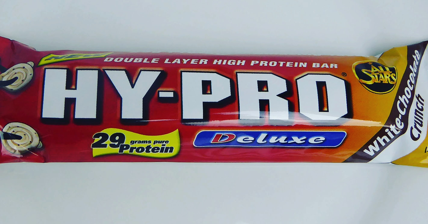 AllStars Hy-Pro Deluxe White Chocolate Crunch