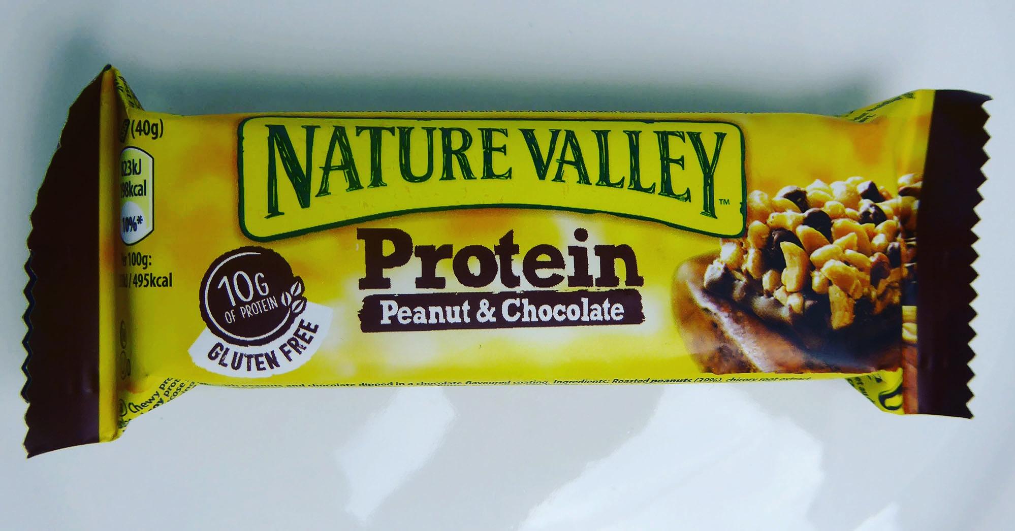 Nature Valley Protein Bar Peanut Chocolate