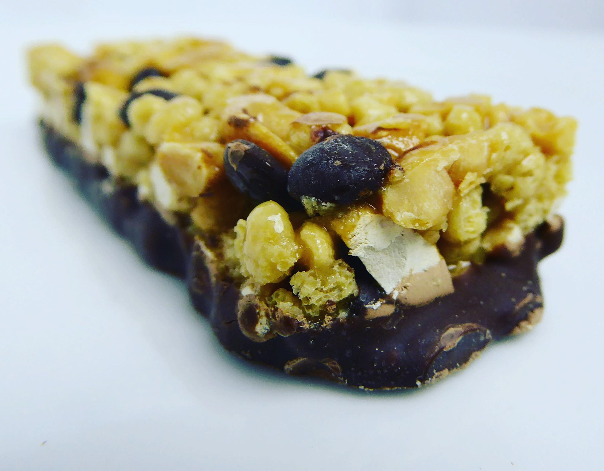 Nature Valley Protein Bar Peanut Chocolate Erdnuss Schokolade Proteinriegel