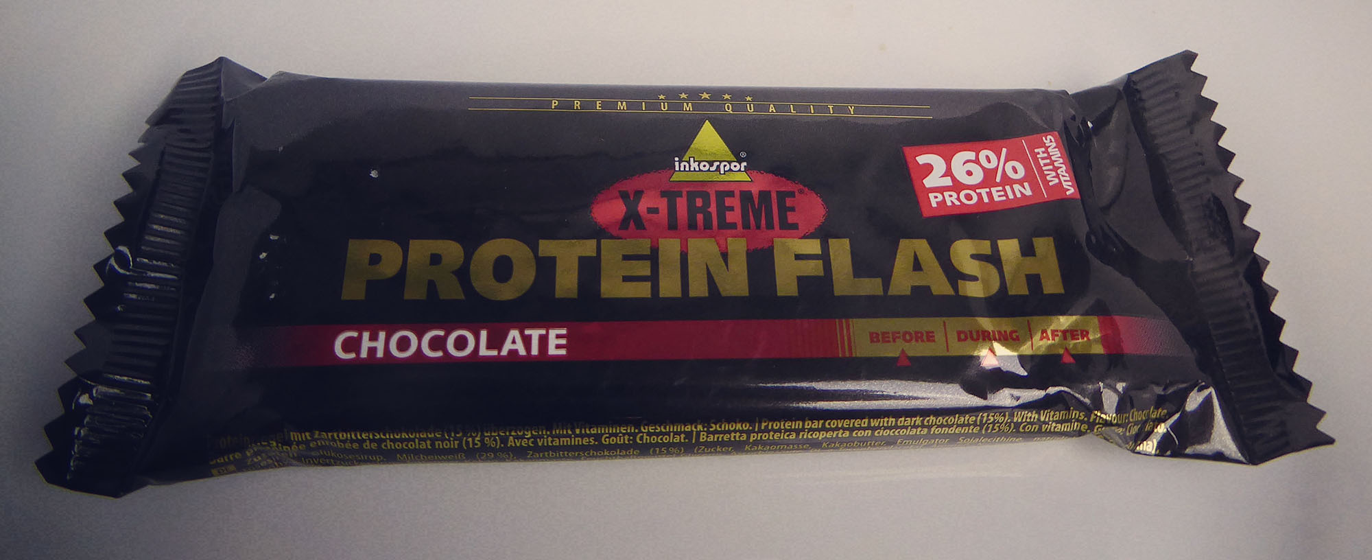 Inkospor x-treme Protein Flash Chocolate protein bar