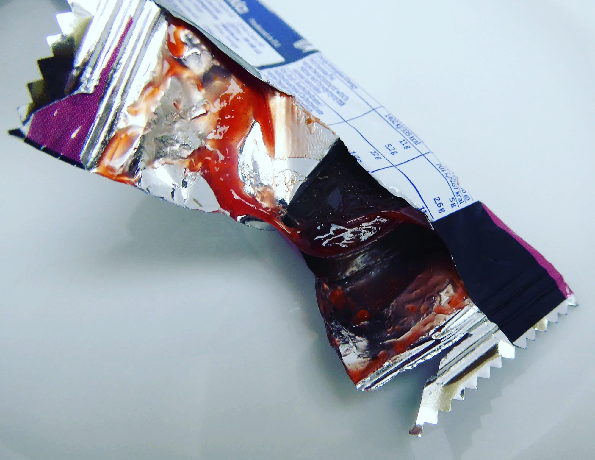 Maxim Soft Raspberry Protein Bar Proteinbar Proteinriegel Eiweißriegel