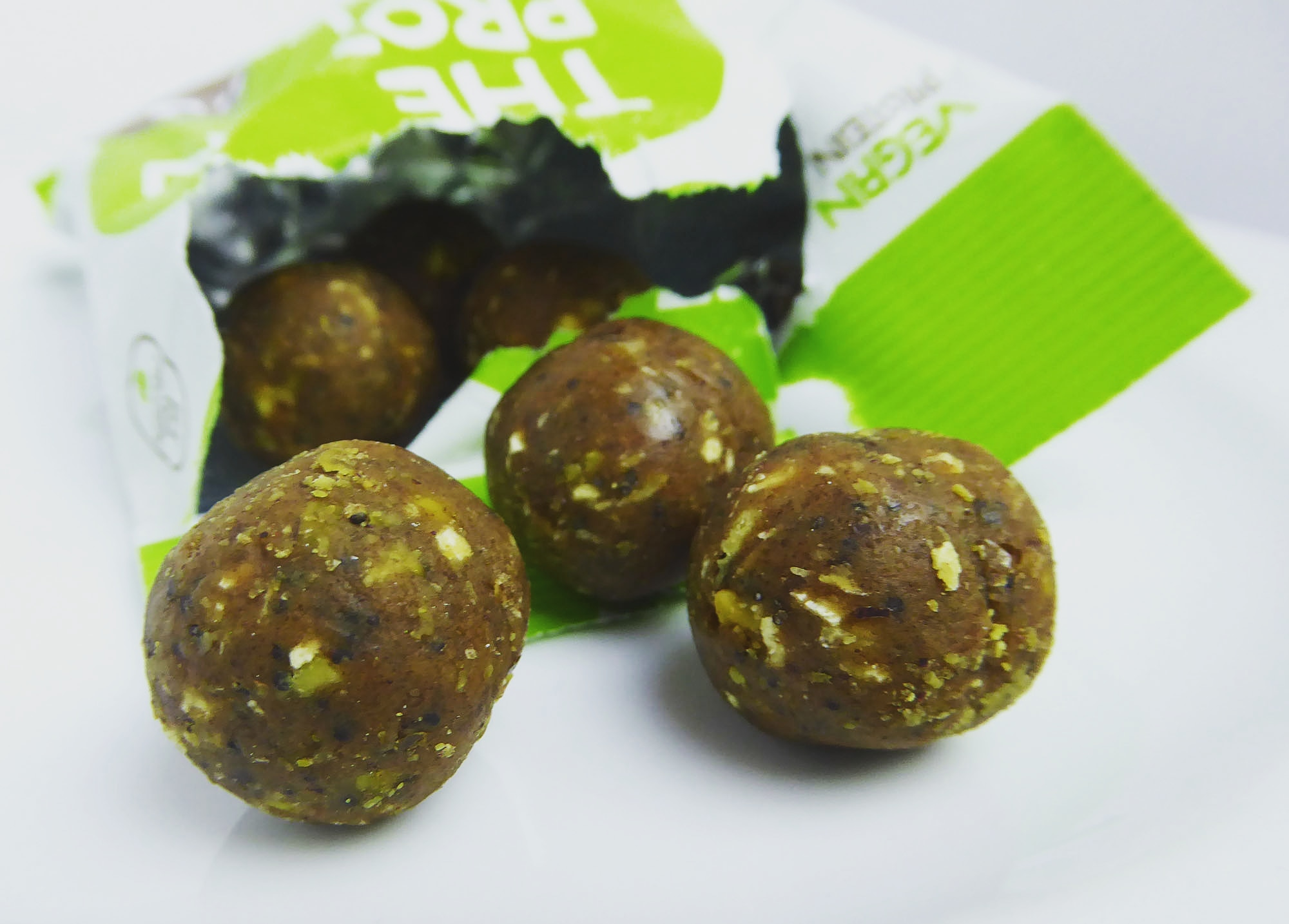 The Protein Ball Co Lemon Pistachio Protein Bar Proteinbar Proteinriegel Eiweißriegel