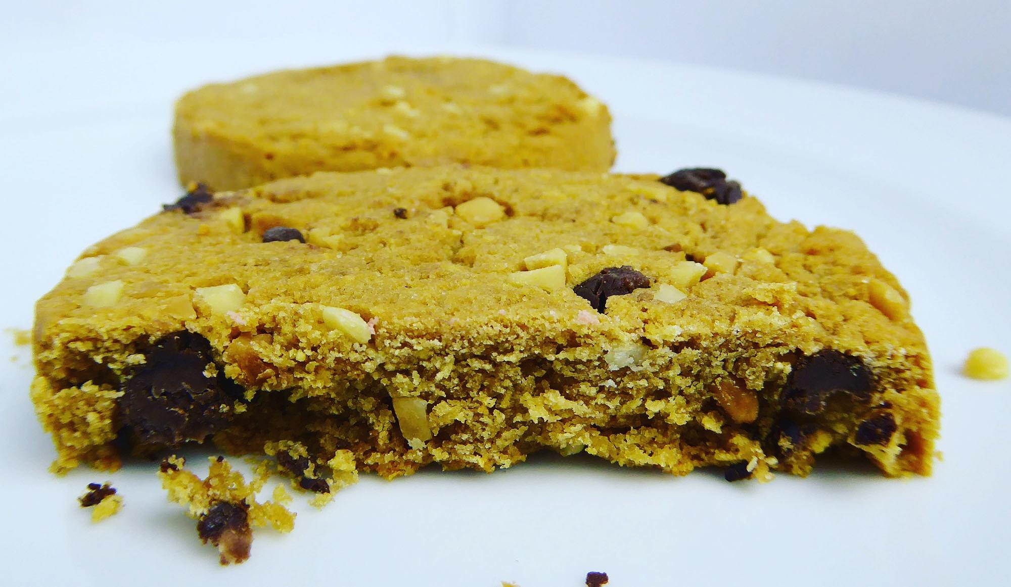 Tri-o-plex Peanut Butter Chocolate cookies Protein Bar Proteinbar Proteinriegel Eiweißriegel